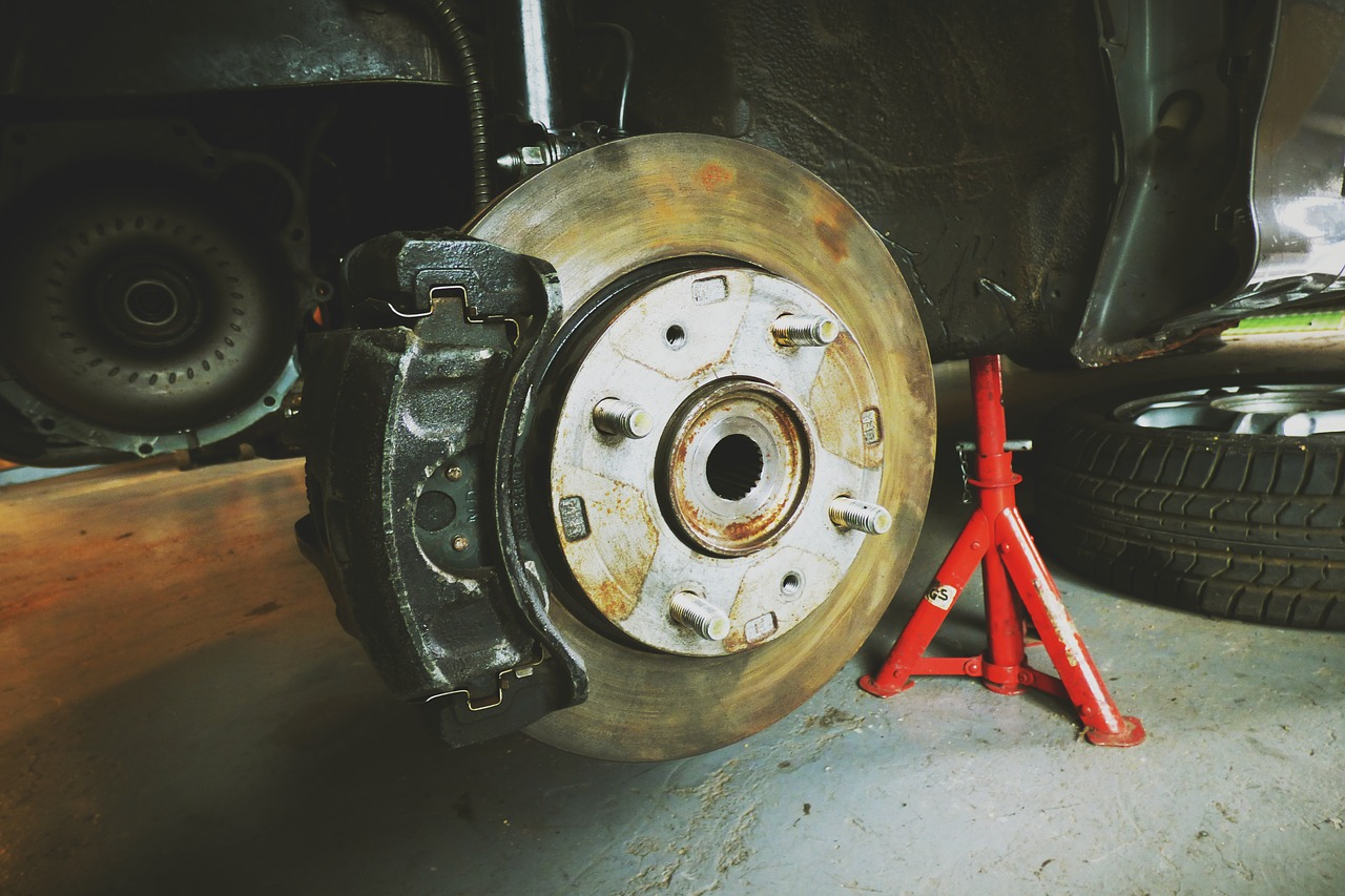 featured image thumbnail for post How Much Does A Brake Pad Replacement Cost In Austin, TX?