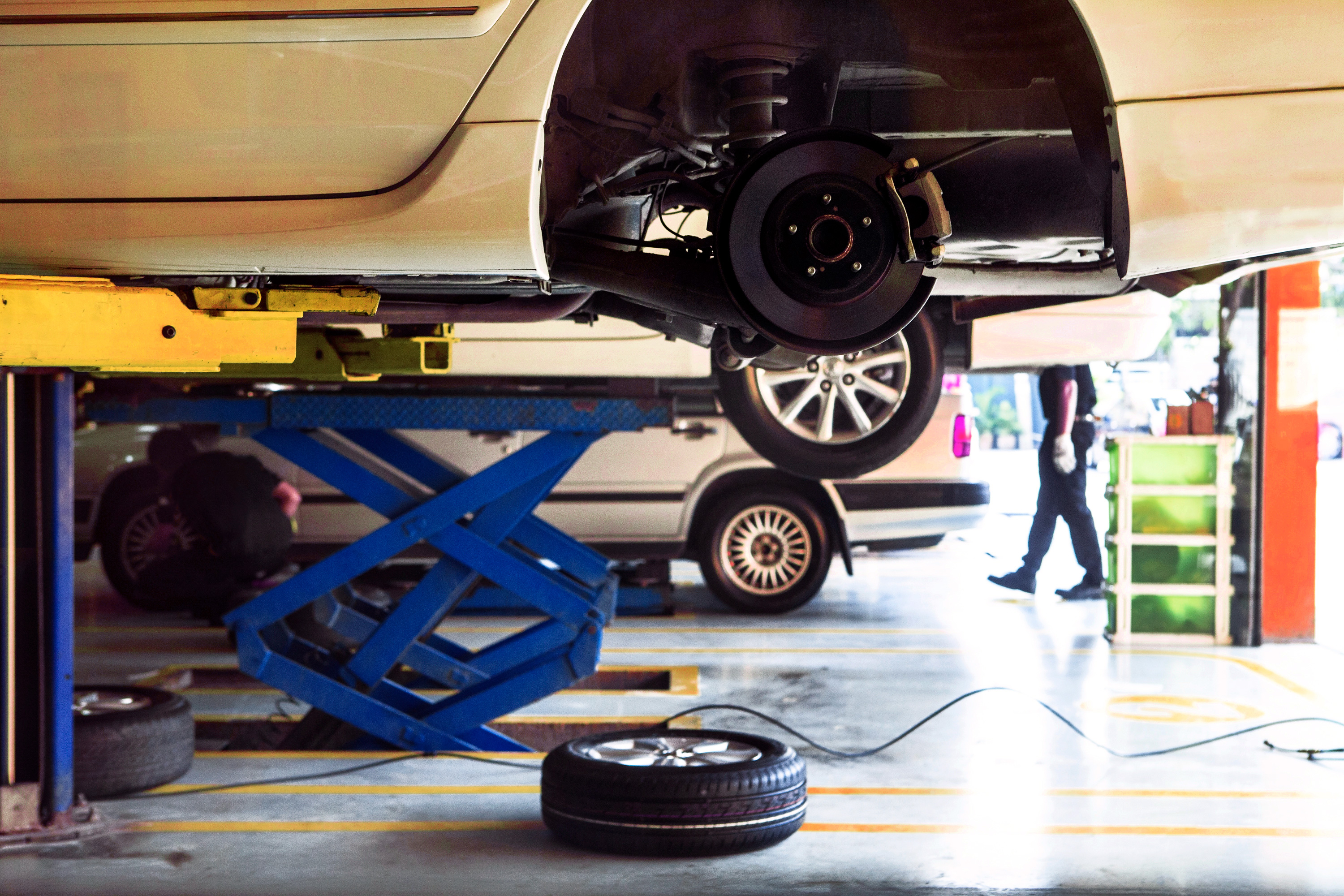 featured image thumbnail for post 7 Tips To Finding The Best Brake Repair In Plano