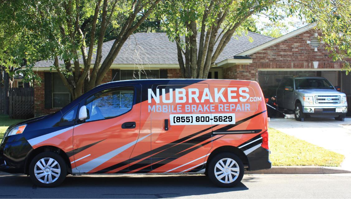 Brake Service Near You We Come To You Nubrakes Mobile Brake Repair