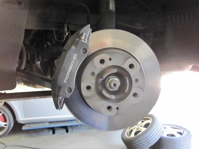 featured image thumbnail for post How Much Does A Brake Pad Replacement Cost In Plano?